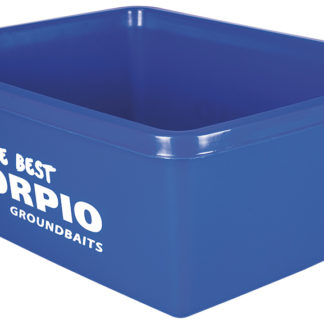 11 litre rectangular groundbait bowl