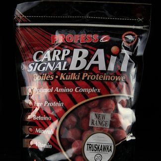 Strawberry boilies