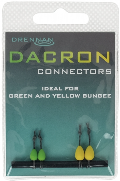 Drennan Dacron Connectors